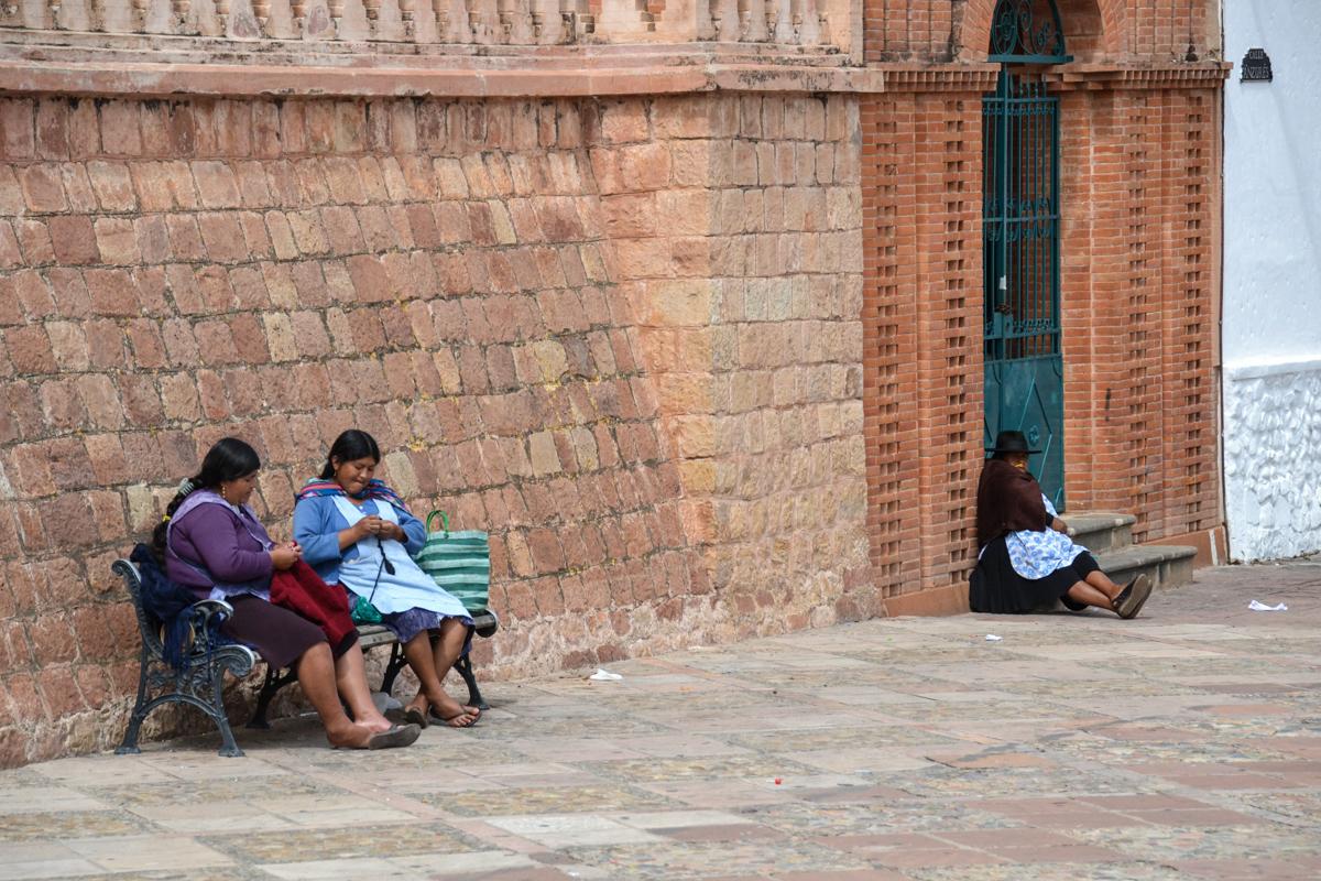 Bolivia - Streetview Sucre-- 1200px