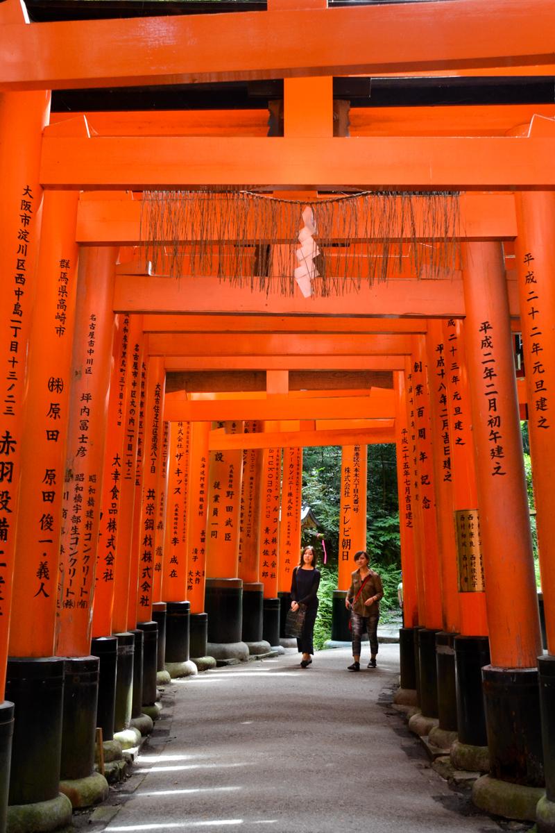 Japan - Fushimi shrine