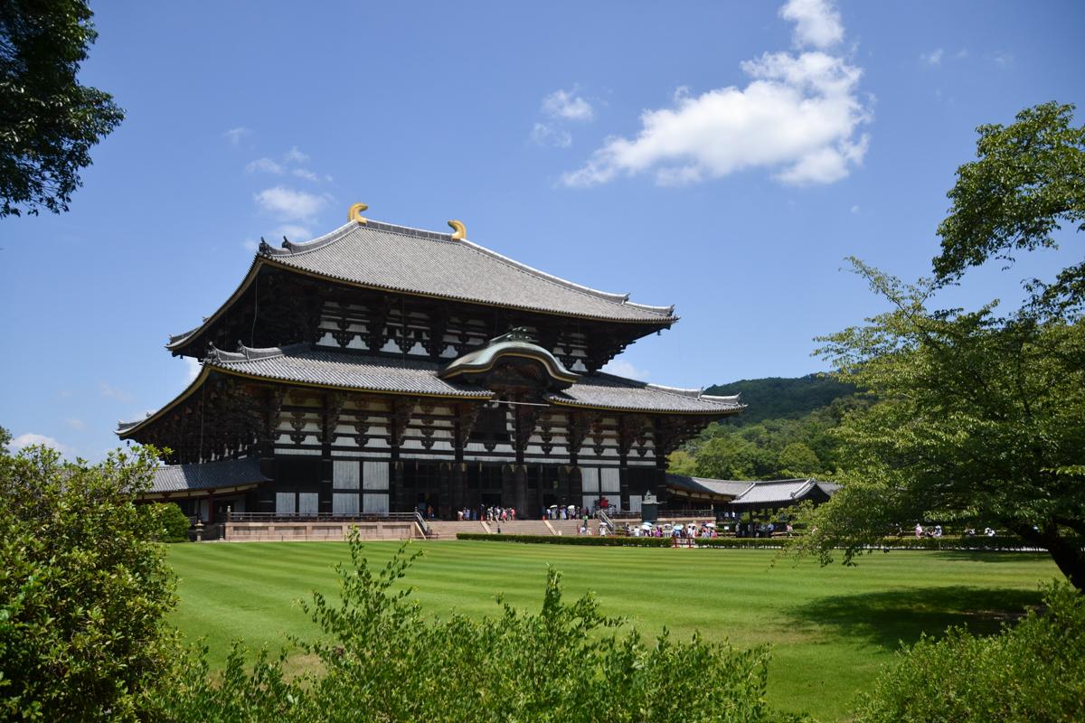 Japan - Temple Nara